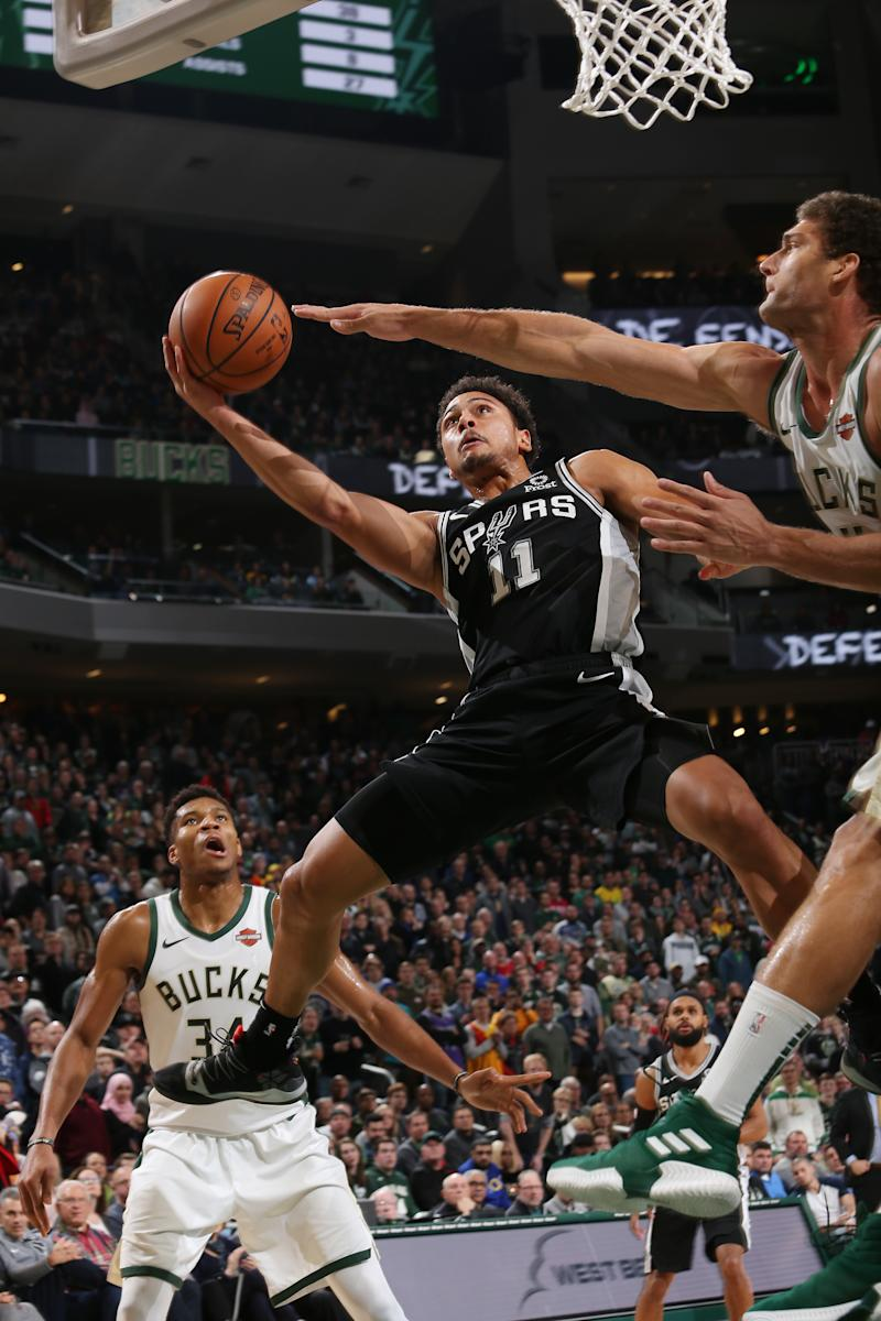 129 Best Best Gifts For 6 Year Girls Images On: Antetokounmpo Scores 34, Bucks Top Spurs 135-129