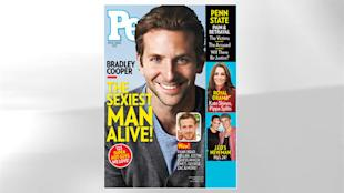 Click Image for All of People's Sexiest Man Alive Covers