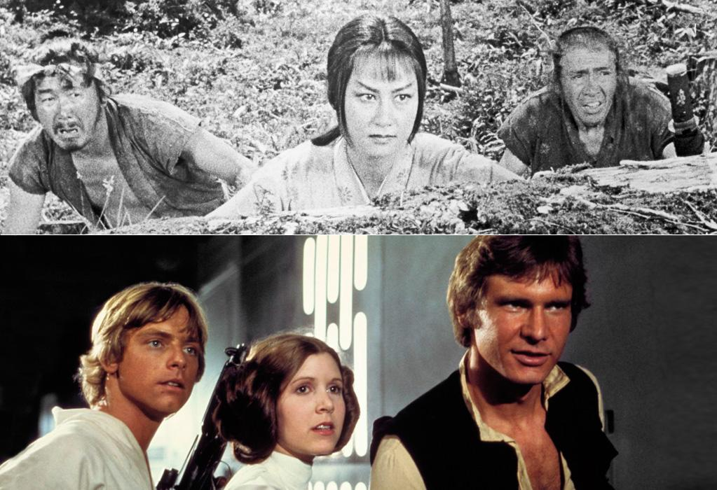 """<b>You Can't Create in a Vacuum</b><br>George Lucas has admitted to using famed Japanese director Akira Kurosawa's """"<a href=""""http://movies.yahoo.com/movie/the-hidden-fortress/"""">The Hidden Fortress</a>"""" (1958) as inspiration for writing """"Star Wars."""" Lucas relied so heavily on the film's story line that he actually considered buying the rights but could not afford to do so. Lucas was further influenced by the """"Flash Gordon"""" comics and serials, which he also attempted to buy the rights to, but he couldn't afford those either. In the end, though he borrowed ideas liberally, his final product remains a unique original, which has in turn inspired countless offshoots. <br>"""
