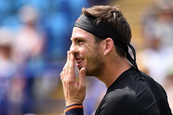 Cameron Norrie defeats Jeremy Chardy (AFP/Getty )