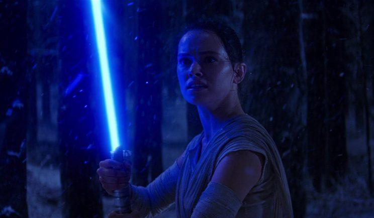Daisy Ridley as Rey - just one of the Last Jedi? (Credit: Lucasfilm/Disney)