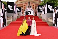 <p>After 18 months of delays and setbacks, the world premiere of No Time To Die finally took place in London tonight at the Royal Albert Hall. The film marks Daniel Craig's fifth and final outing as James Bond. </p><p>Craig was in attendance at the starry premiere, alongside co-stars including Lea Seydoux, Ana de Armas, Lashana Lynch and Naomie Harris. The event also attracted royal guests in the form of the Duke and Duchess of Cambridge, and famous fans including tennis champion Emma Raducanu. </p><p>Click through for our pick of the 10 best fashion moments of the night - from Daniel Craig's 007-worthy velvet jacket, to Lea Seydoux's custom Vuitton gown, Lashana Lynch's bold Vivienne Westwood design, and Phoebe Waller Bridge's excellent glittered jumpsuit. </p>