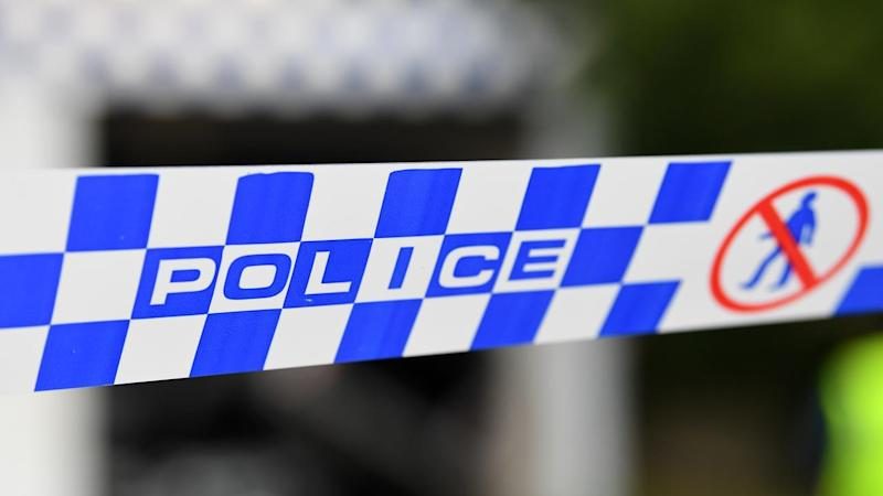 A man has been shot dead by police after a Melbourne stabbing spree that claimed two other lives