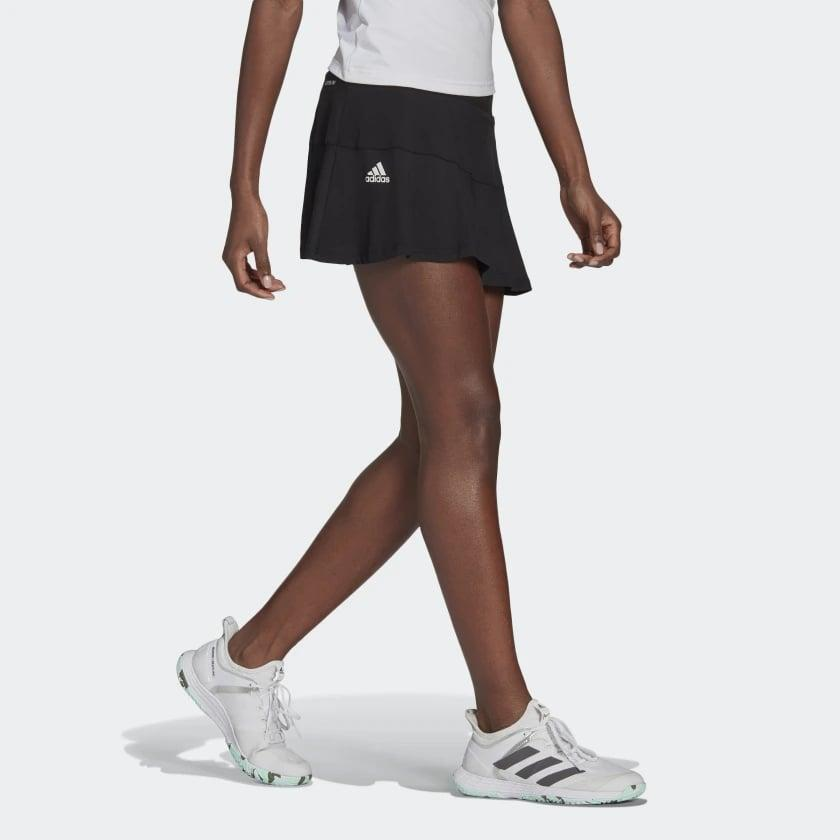 <p>This <span>Adidas Tennis Match Skirt</span> ($55) will be your new tennis go-to.</p>