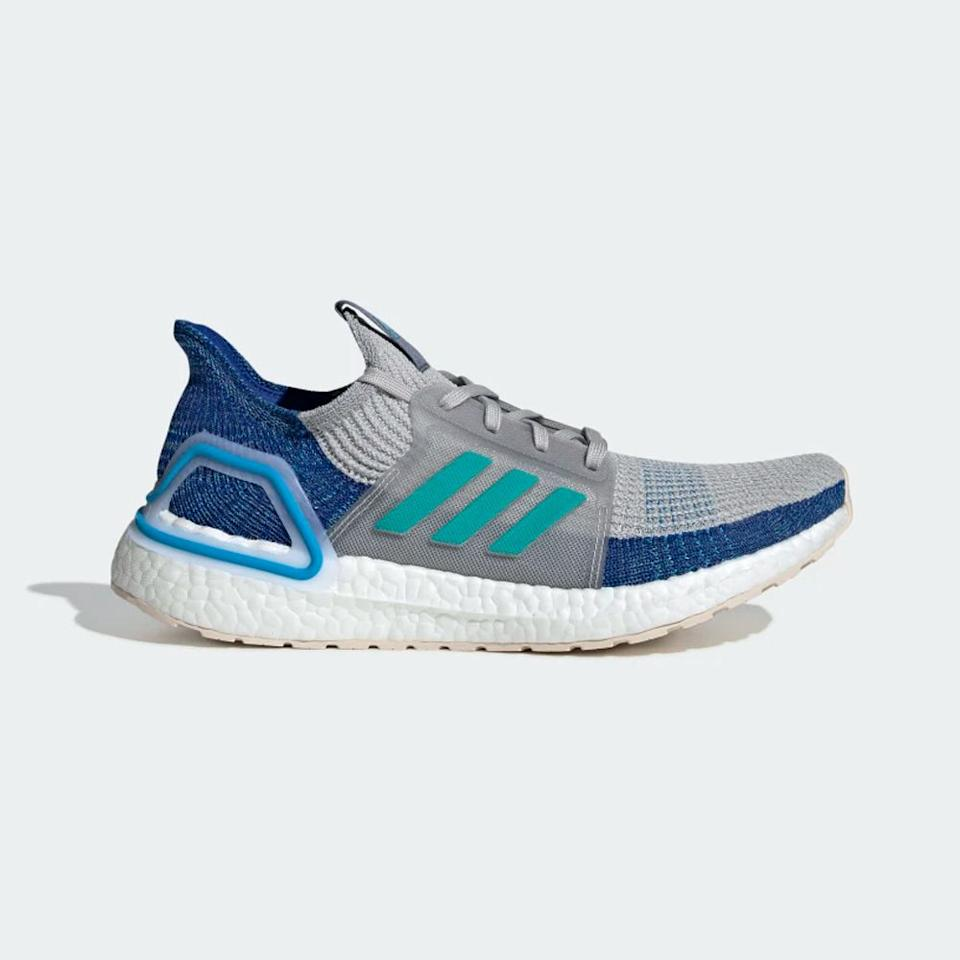 "<p><strong>adidas</strong></p><p>adidas.com</p><p><strong>$126.00</strong></p><p><a href=""https://go.redirectingat.com?id=74968X1596630&url=https%3A%2F%2Fwww.adidas.com%2Fus%2Fultraboost-19-shoes%2FF35240.html&sref=http%3A%2F%2Fwww.bestproducts.com%2Fmens-style%2Fg2885%2Fnew-adidas-shoes-for-men%2F"" target=""_blank"">Shop Now</a></p><p>These all-new Ultraboost 19s are adidas' latest reinvention of the popular line of sneakers with Boost cushioning. They're enhanced with Primeknit 360 technology, which will give your foot a nice fit for targeted support enhancing every movement. The 3D heel frame also gives your Achilles incredible mobility. The Ultraboot 19s come in 10 different color patterns.<br></p><p><strong>More</strong>: <a href=""https://www.bestproducts.com/fitness/clothing/g1409/best-mens-running-sneakers/"" target=""_blank"">Hit the Pavement With the Best Men's Running Sneakers</a></p>"