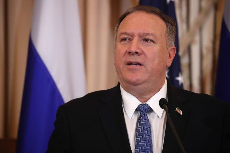 Pompeo says hopeful North Korea will keep commitments as Pyongyang deadline looms