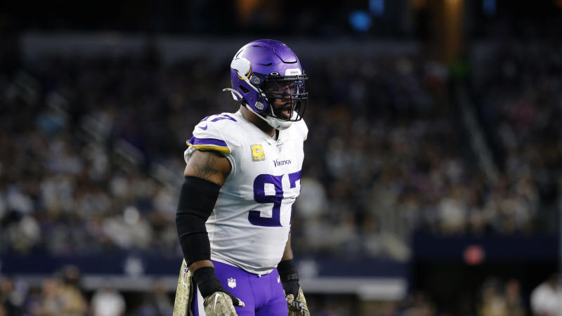 Cowboys add pass rusher Everson Griffen on a 1-year deal