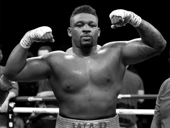 Jarrell Miller has failed another drugs test (Getty)