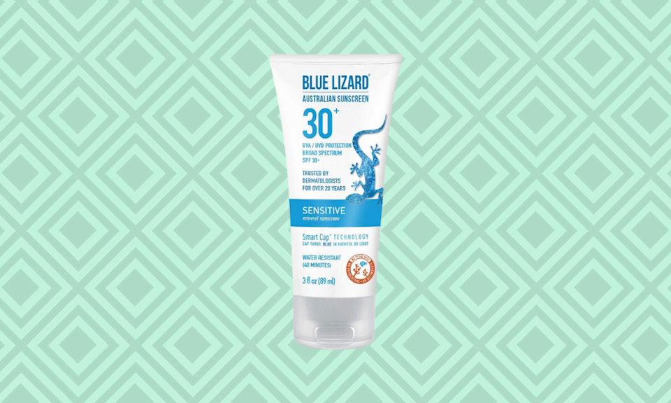 This sunscreen is reef-friendly, too. (Photo: Amazon)