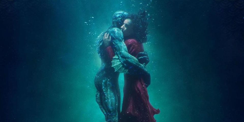The Shape of Water. Image via Fox Searchlight