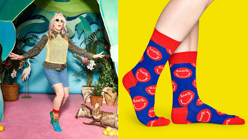 Best gifts for mom: Happy Socks