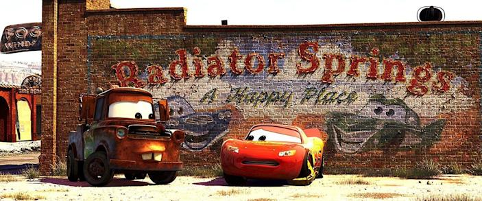 <p>An ill-advised sequel in 2011 would sully the legacy of <em>Cars</em>, but back in 2006, this thing was widely adored. Owen Wilson and Larry the Cable Guy led the cast of the heartwarming nostalgia piece that did for motor vehicles what <em>Toy Story </em>did for toys. Also, races are fun—don't hate!</p>