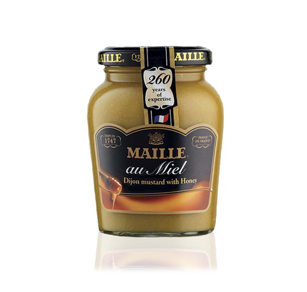 """<p>Honey mustard is a must, and you can't go wrong with this well-balanced, tangy classic.</p><p><strong><em>$5, Us.maille.com</em></strong></p><p><a class=""""link rapid-noclick-resp"""" href=""""https://us.maille.com/collections/maille-originale/products/honey-mustard"""" rel=""""nofollow noopener"""" target=""""_blank"""" data-ylk=""""slk:Buy Now"""">Buy Now</a><strong><br></strong></p>"""