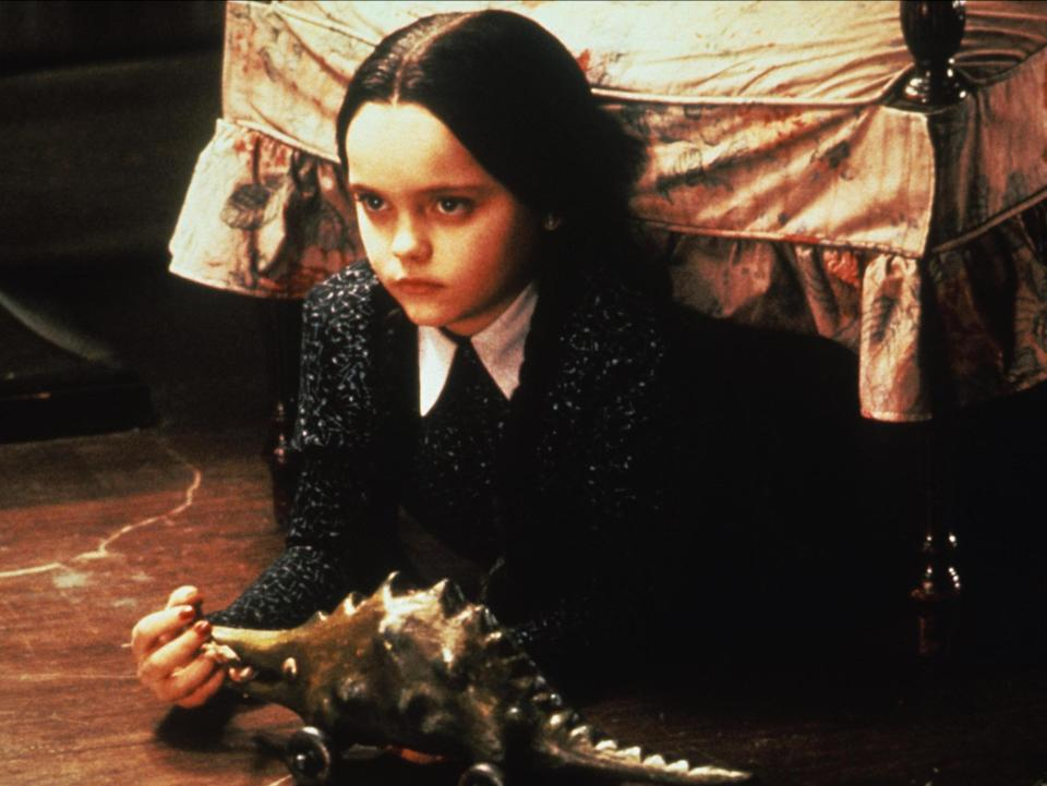 Christina Ricci in. The Addams Family (1991)Rex Features