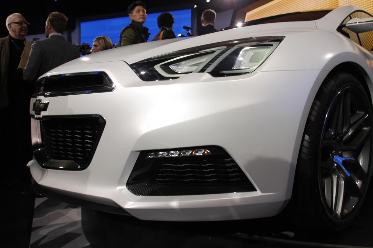 Of all the concept vehicles coming to the Detroit auto show this year, the two youth-oriented concepts from Chevrolet will be the most divisive. They're either a savvy marketing move or a return to the worst bad habits of old General Motors.  Chevy says the pair of compact hatchback coupes — dubbed Code 130R and Tru 140S — are marketing studies that GM will research with young buyers. Both are powered by a 150-hp turbo 1.4-liter engine that could reach close to 40 mpg. The Tru 140S draws from the Cruze parts bin and drives its front wheels; the Code 130R is rear-wheel-drive.
