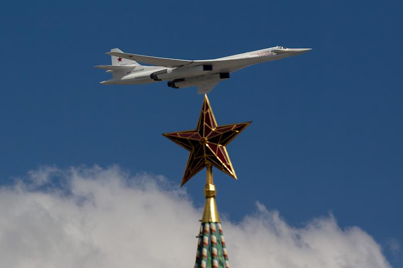 Russian Nuclear Bombers Land in S. Africa in Rare Cooperation
