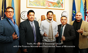 A partnership with Apollo Fintech brings economic blockchain solutions, such as CBDCs, to the Pacific.