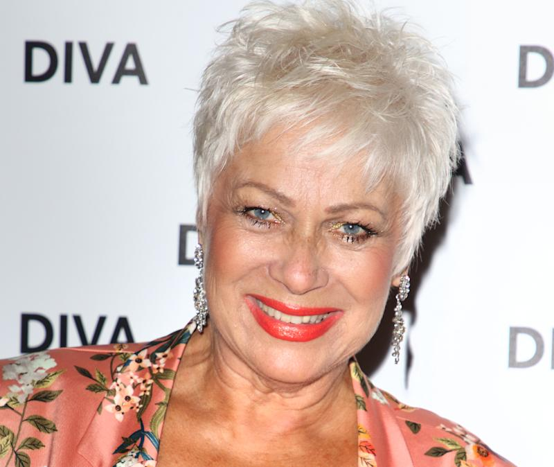 LONDON, UNITED KINGDOM - 2019/06/07: Denise Welch at the DIVA Magazine Awards at the The Waldorf Hilton, Aldwych, London. (Photo by Keith Mayhew/SOPA Images/LightRocket via Getty Images)