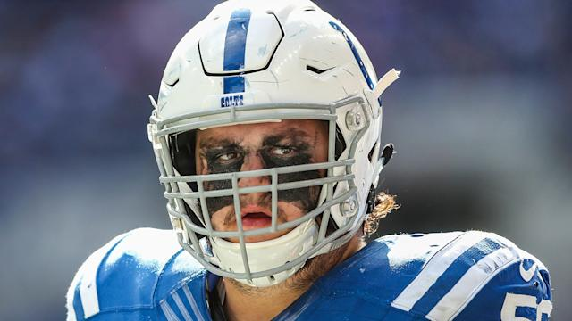 Doyel: Quenton Nelson's controlled violence helps put Colts in 1st place in AFC South