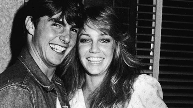 Tom Cruise & Heather Locklear