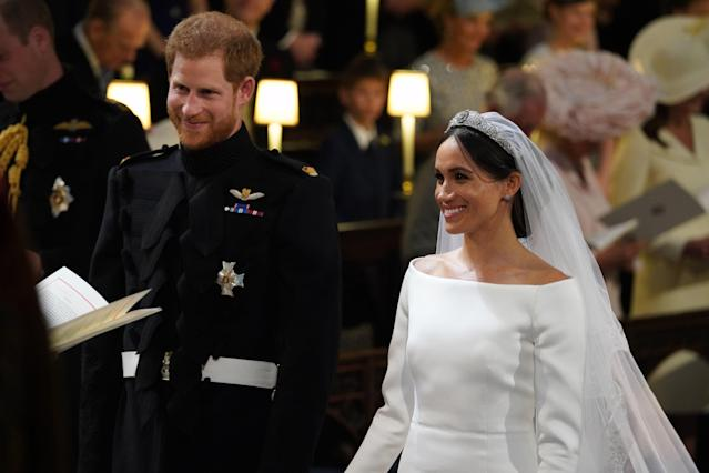 Royal wedding: Meghan Markle becomes a royal after marrying Prince Harry