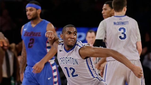 Dreadful pass in Big East tourney turns into spectacular fluke