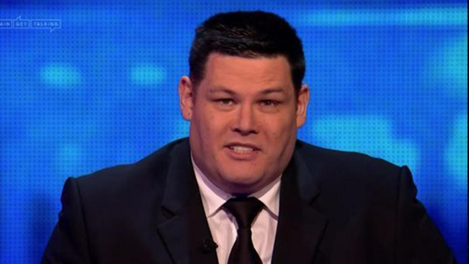 Mark Labbet The Chase star the Beast says no to second lockdown UK controversial Tweet