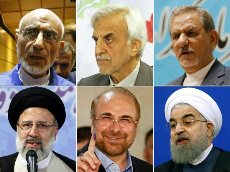 Iran Guardian Council Approves Six Candidates for Presidential Elections