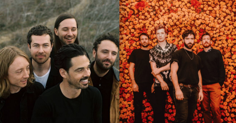 Foals and Local Natives announce 2020 co-headlining tour