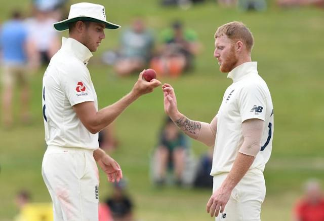 New Zealand v England - Second Test