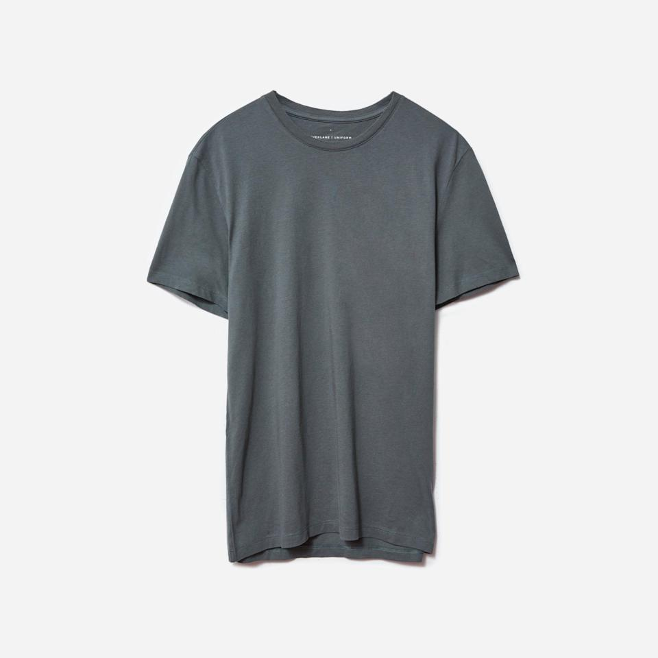 """<p><strong>everlane</strong></p><p>everlane.com</p><p><strong>$18.00</strong></p><p><a href=""""https://go.redirectingat.com?id=74968X1596630&url=https%3A%2F%2Fwww.everlane.com%2Fproducts%2Fmens-organic-cotton-crew-tee-pine&sref=https%3A%2F%2Fwww.menshealth.com%2Fstyle%2Fg35280760%2Fbest-mens-clothing-brands%2F"""" rel=""""nofollow noopener"""" target=""""_blank"""" data-ylk=""""slk:BUY IT HERE"""" class=""""link rapid-noclick-resp"""">BUY IT HERE</a></p><p>If ethical fashion is your thing, look no further. Everlane practices what they call Radical Transparency, being fully up-front with the public about their operations, practices, and ethics. This results in tight-knit partnerships with some of the world's top factories to ensure that the environment for workers and their wages meet the brand's humanistic requirements. As for their men's clothing, Everlane doesn't follow trends. Instead, they seek to create eco-conscious, classic clothes that will cycle through your ever-evolving wardrobe for years to come. Think fresh <a href=""""https://go.redirectingat.com?id=74968X1596630&url=https%3A%2F%2Fwww.everlane.com%2Fproducts%2Fmens-relaxed-taper-fit-performance-jean-black%3Fcollection%3Dmens-uniform&sref=https%3A%2F%2Fwww.menshealth.com%2Fstyle%2Fg35280760%2Fbest-mens-clothing-brands%2F"""" rel=""""nofollow noopener"""" target=""""_blank"""" data-ylk=""""slk:jeans"""" class=""""link rapid-noclick-resp"""">jeans</a> and minimal <a href=""""https://go.redirectingat.com?id=74968X1596630&url=https%3A%2F%2Fwww.everlane.com%2Fproducts%2Fmens-organic-cotton-crew-tee-pine%3Fcollection%3Dmens-uniform&sref=https%3A%2F%2Fwww.menshealth.com%2Fstyle%2Fg35280760%2Fbest-mens-clothing-brands%2F"""" rel=""""nofollow noopener"""" target=""""_blank"""" data-ylk=""""slk:organic cotton tees"""" class=""""link rapid-noclick-resp"""">organic cotton tees</a> priced so well, you won't have any other option than to stock up on multiple pairs and colorways.</p>"""