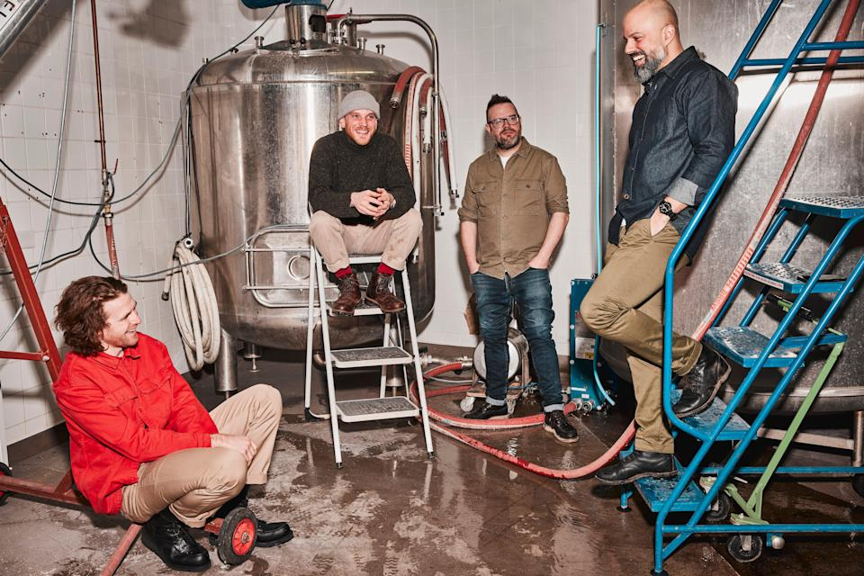 <p>The East London Liquor Company was launched by ex-bartender Alex Wolpert in 2014</p> (East London Liquor Company)