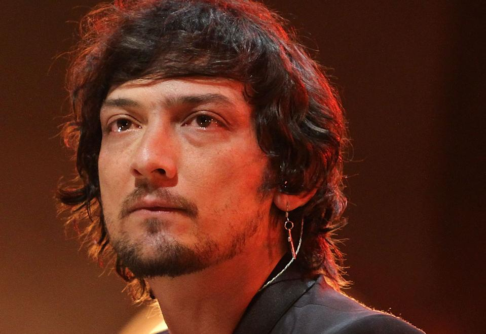 León Larregui, vocalista de Zoé (Getty Images)