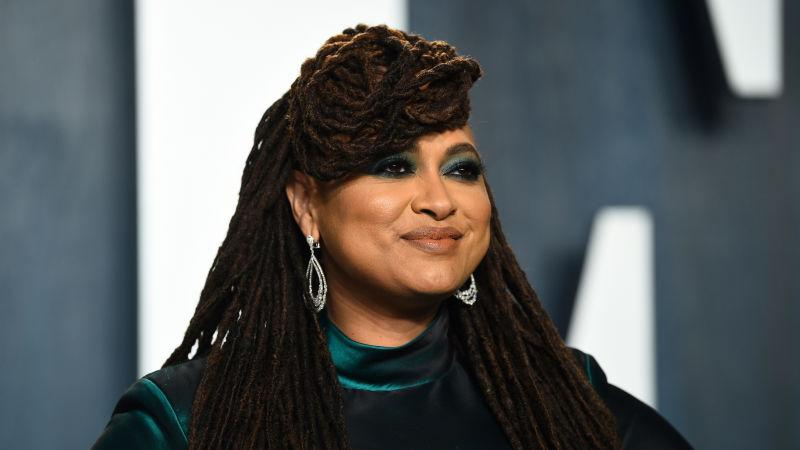 In this Sunday, Feb. 9, 2020, file photo, Ava DuVernay arrives at the Vanity Fair Oscar Party.