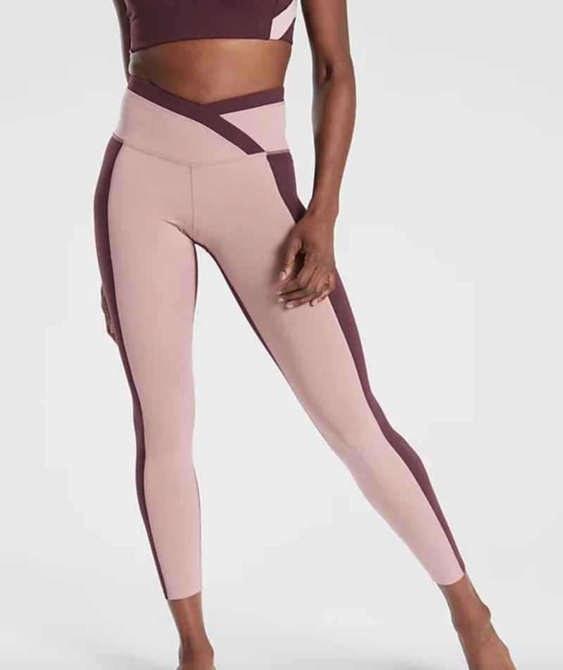 Athleta Chroma 7/8 Tight in Powervita