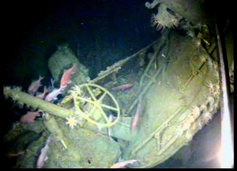 Mystery solved as Australia finds submarine wreckage after 103 years