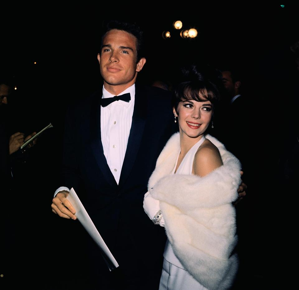 natalie wood white dress