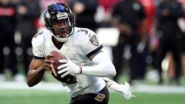 Robert Griffin III is sticking around in Baltimore. The Ravens have agreed in principle to re-sign the former Redskins QB to a two-year contract.