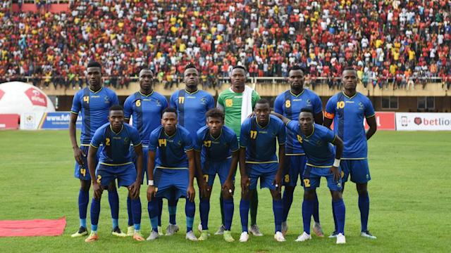 The Taifa Stars thrashed group leaders Uganda 3-0 at the National Stadium on Sunday to finish second in Group L