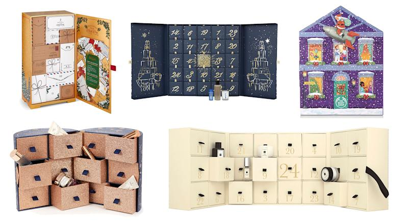 best beauty advent calendars 2019 from jo malone to. Black Bedroom Furniture Sets. Home Design Ideas