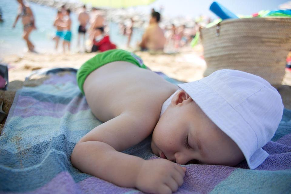 """<p>Since the beach is known to be soothing and calming, it just makes sense that it would help you sleep better. A 2015 study from the United Kingdom also found that <a href=""""https://www.theguardian.com/uk-news/2015/sep/17/a-stroll-by-the-sea-will-help-you-sleep-longer-study-finds"""" rel=""""nofollow noopener"""" target=""""_blank"""" data-ylk=""""slk:people sleep on average"""" class=""""link rapid-noclick-resp"""">people sleep on average</a> 47 minutes longer the night after they spend time at the beach than those who weren't at the beach. Although scientists aren't sure exactly why people seem to sleep better after a day at the beach, they believe it has something to do with how relaxing the beach can be. It may allow people to calm down enough to let go of their stress and get a good night's rest. </p>"""