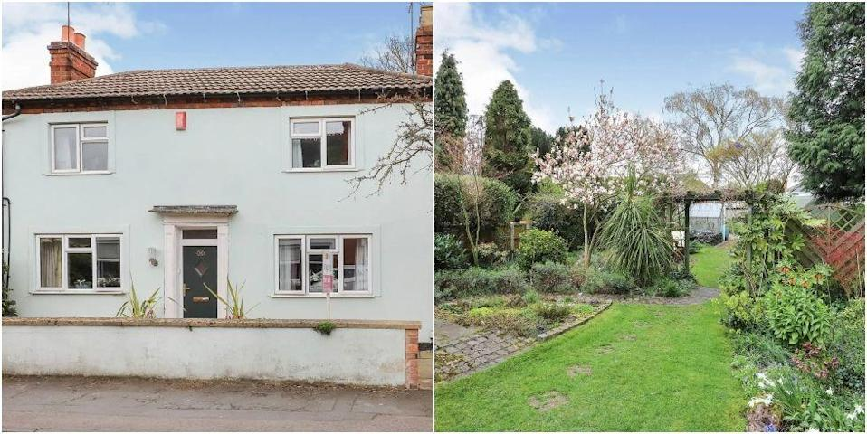 """<p><strong>To celebrate National Gardening Week (27th April — 2nd May), Zoopla has revealed popular properties for sale in the UK with the prettiest <a href=""""https://www.housebeautiful.com/uk/garden/a36163140/eco-gardening/"""" rel=""""nofollow noopener"""" target=""""_blank"""" data-ylk=""""slk:gardens"""" class=""""link rapid-noclick-resp"""">gardens</a> — and they really are a green-fingered dream. </strong> </p><p>'From vegetable patches, greenhouses and even play areas, these gardens show just how much our outdoor spaces can be utilised,' says Tom Parker, Consumer Expert at <a href=""""https://www.zoopla.co.uk/"""" rel=""""nofollow noopener"""" target=""""_blank"""" data-ylk=""""slk:Zoopla"""" class=""""link rapid-noclick-resp"""">Zoopla</a>. 'With Brits spending more time at home, and potentially in their garden this summer, we wanted to highlight the best property garden spaces on the market that are catching our eye.'</p><p>Take a look at the homes for sale below...</p>"""