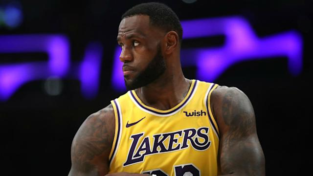 Brandon Ingram's injury situation offered a reminder to LeBron James just how quickly things can change in the NBA.