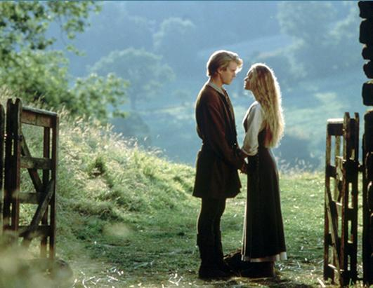 """The Princess Bride"" is a classic movie beloved across generations. The 1987 film, based on a book by William Goldman, centers on how Westley, a farm boy turned pirate (played by Cary Elwes) overcomes hardships to be with his true love, Buttercup (portrayed by Robin Wright)."