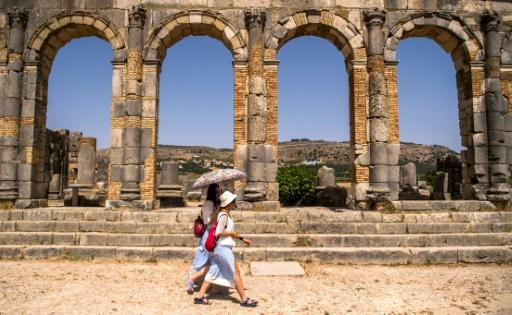 Excavations at Volubilis began in 1915, along with research programmes and restoration work