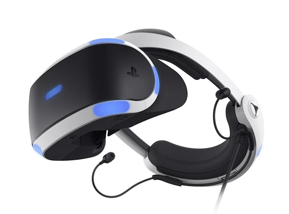 Sony's PlayStation VR is one of the more accessible VR devices on the market.