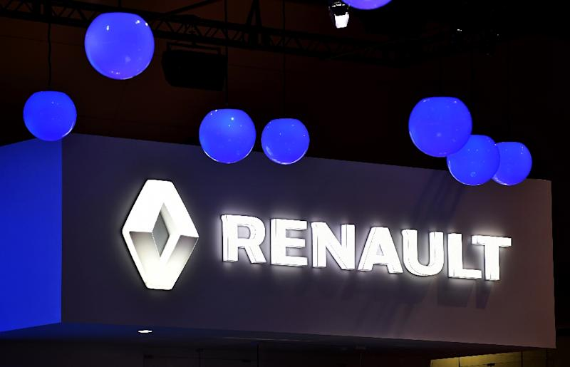 The French government is asking Renault to make nice with Nissan (AFP Photo/Kazuhiro NOGI)