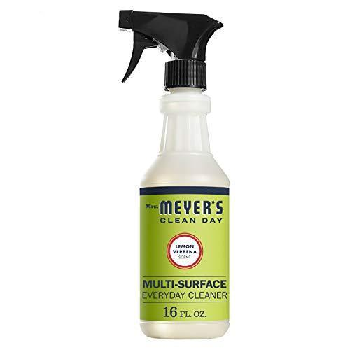 """<p><strong>Mrs. Meyer's Clean Day</strong></p><p>amazon.com</p><p><a href=""""https://www.amazon.com/dp/B000S5VEA2?tag=syn-yahoo-20&ascsubtag=%5Bartid%7C2139.g.32145429%5Bsrc%7Cyahoo-us"""" rel=""""nofollow noopener"""" target=""""_blank"""" data-ylk=""""slk:BUY IT HERE"""" class=""""link rapid-noclick-resp"""">BUY IT HERE</a></p><p>This all-natural multi-surface cleaner is great for those looking to not use harsh chemicals on surfaces around their home. It comes in unique scents like lemon verbena, so your home will look—and smell—great. </p>"""