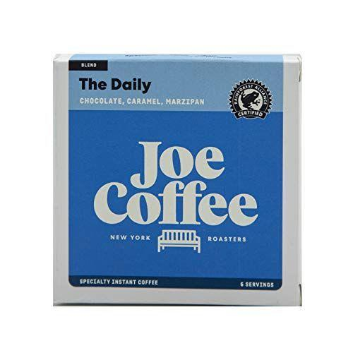 """<p><strong>Joe Coffee</strong></p><p>amazon.com</p><p><strong>$19.99</strong></p><p><a href=""""https://www.amazon.com/dp/B07LH6993S?tag=syn-yahoo-20&ascsubtag=%5Bartid%7C10055.g.32403995%5Bsrc%7Cyahoo-us"""" rel=""""nofollow noopener"""" target=""""_blank"""" data-ylk=""""slk:Shop Now"""" class=""""link rapid-noclick-resp"""">Shop Now</a></p><p>The reason kids don't drink coffee isn't just because they don't need the caffeine, it's also because coffee can be bitter. And that's precisely what we love about it. This cup of Joe has that bitter edge that we look for in our daily brew, with a citrusy, slightly nutty flavor and sweet, chocolate-pecan aroma to balance it all out. This blend also held up well to dairy add-ins, which is great news —because the other thing we love about coffee is that extra splash of cream.</p><p><strong>RELATED: </strong><a href=""""https://www.goodhousekeeping.com/appliances/coffee-maker-reviews/g350/best-single-serve-coffee-maker/"""" rel=""""nofollow noopener"""" target=""""_blank"""" data-ylk=""""slk:8 Best Single-Serve Coffee Makers of 2020, According to Kitchen and Coffee Pros"""" class=""""link rapid-noclick-resp"""">8 Best Single-Serve Coffee Makers of 2020, According to Kitchen and Coffee Pros</a></p>"""