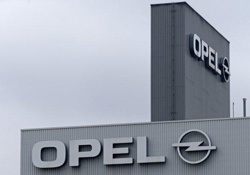 Opel losses to last until at least 2014: GM boss